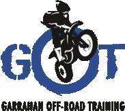 Garrahan offroad training Logo